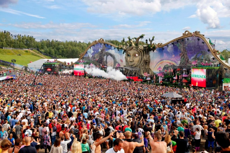 Breaking: Tomorrowland to Expand Across the Globe, Introduces Tomorrowworld