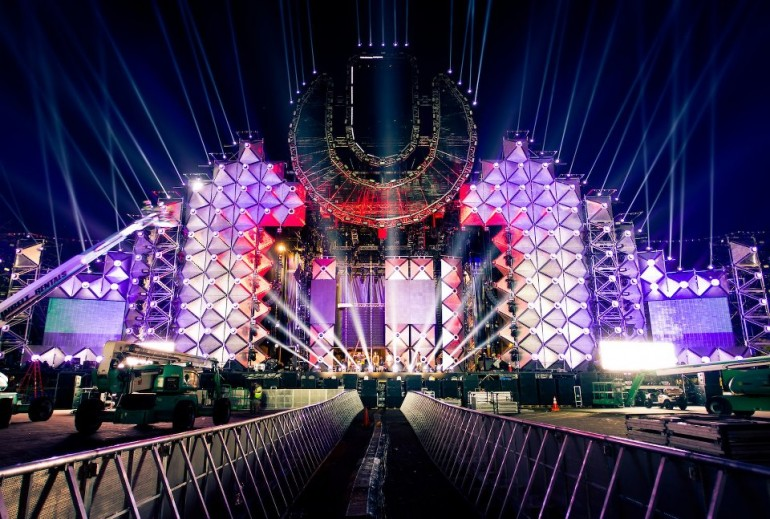 BREAKING: Ultra Music Festival Main Stage Collapses, Multiple Injured